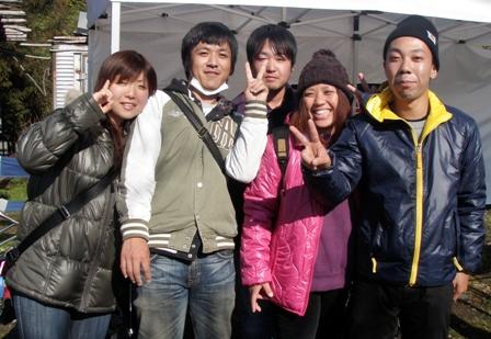 左から遠藤、上原、佐々木、田村直美、田村智さん.JPG